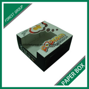 400GSM Ivory Board Popcorn Packaging Paper Box pictures & photos