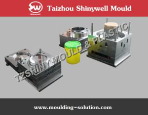 Tamper Proof Pail Mould