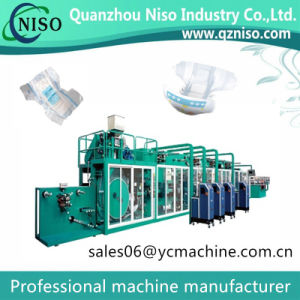 Economic Baby Nappy Machinery of Ultra Fitted Underwear Baby Diaper pictures & photos