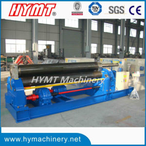 W11-16X2500 Mechanical 3-roller Symmetrical Plate Rolling Machine pictures & photos