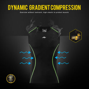 Latest Men Cycling Wear Sport Tops and Fitness Compression Vest pictures & photos