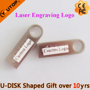 Different Logos Gift Keyring USB Stick (YT-3295) pictures & photos