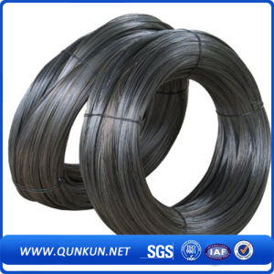 18 Gauge Black Soft Annealed Binding Wire on Sale pictures & photos