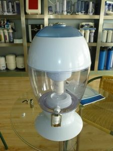 Mineral Water Purifier Pot (GL-01(14L)) pictures & photos