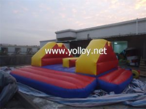 Inflatable Gladiator Joust Sport Game pictures & photos