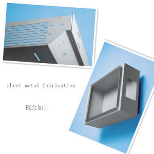 Factory Supply Low Price Sheet Metal Fabrication Part (GL031) pictures & photos