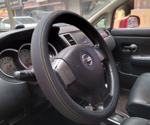 Car Steering Wheel Cover Genuine pictures & photos