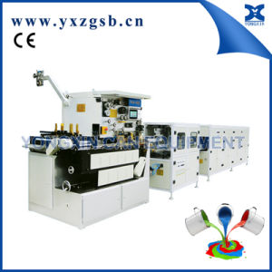 Automatic Welding Machine of Small Round Food Tin Can pictures & photos