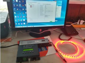 DMX/Rdm Single Color LED Power Supply 12V 150W pictures & photos