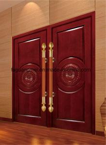 Modern Style Europe Style Spray Series, Stainless Steel Door Handle/Door Handle pictures & photos