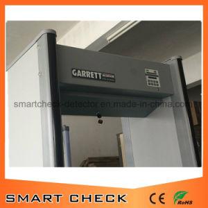 33 Zones Gate Type Metal Detector Body Scanner Metal Detector pictures & photos