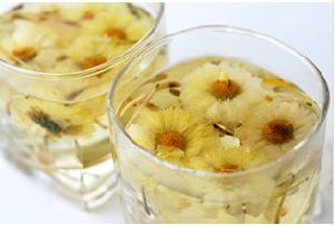 Dehydrated Chrysanthemum Flower Tea