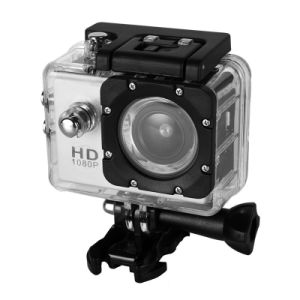 Action Camera Sport Cam 12.0MP Sports DVR Underwater Camcorder Waterproof Outdoor Camera 140 Degree Wide Angle Factory Direct Shipping pictures & photos