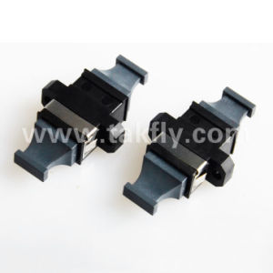 Sc/FC/St/LC/E2000/MPO Flange Type Fiber Optic Adapter pictures & photos