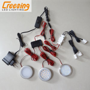 Cabinet Door Light Control Switch LED Sensor Switch with Junction Box for LED Cabinet Light pictures & photos