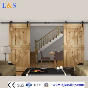 Sliding Barn Door Hardware Ls-Sdu-007 pictures & photos