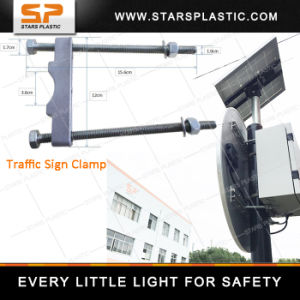 Traffic Road Signs Iron Clamps Hold Hoop pictures & photos