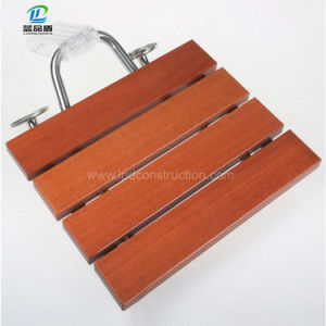 Hot Sales Safety Wood Shower Romm Seat Bathroom Chair pictures & photos