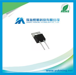 Electronic Component 400V - 600V Hyperfast Rectifier Diode for PCB Assembly pictures & photos