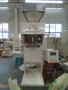 Candy Powder Filling Machine with Conveyor Belt pictures & photos