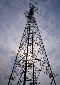 High Quality Steel Transmission Line Iron Tower pictures & photos
