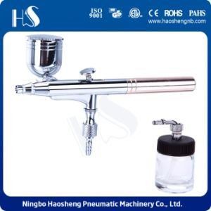 HS-34b 2016 Very Popular Product Dual Action Airbrush for Tattoo pictures & photos