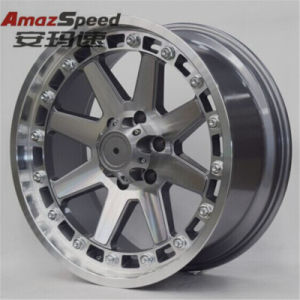 20 Inch SUV Alloy Wheel with PCD 5/6X114.3-139.7 pictures & photos