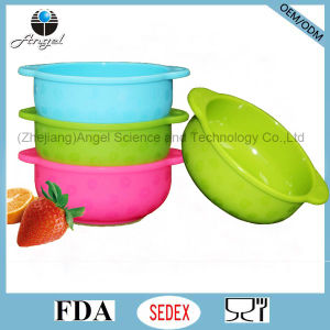 100% Food Grade Silicone Baby Bowl for Feeding The Kids Sfb15 pictures & photos