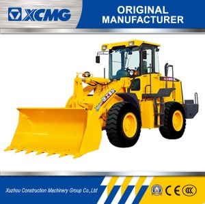 XCMG Official Manufacturer Lw300k Zl08 Wheel Loader pictures & photos