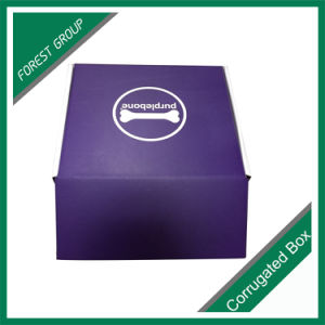 Flap Top Corrugated Paper Gift Packaging Paper Box pictures & photos