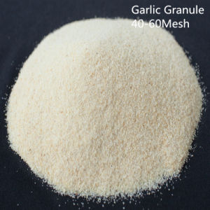 Good Quality Dehydrated Garlic Granules (8-16 mesh) pictures & photos