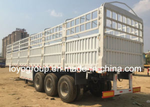 Transportation Truck for Agricultural Stake Semi Trailer pictures & photos
