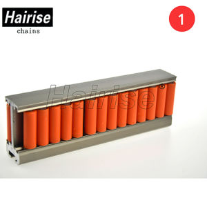 Hairise Conveyor Guard Roller Side Neck Guide Curved Linear Rail pictures & photos