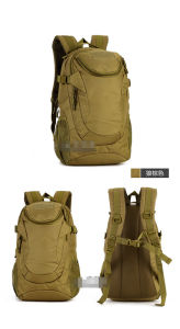 Old Fashion! Water-Proof European Multicam Tactical Hiking Shoulder Camping Backpack pictures & photos