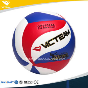 Tuff Genuine Micro-Fiber Official Match Volleyball pictures & photos