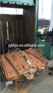 Plastic/Carboard Vertical Baler pictures & photos