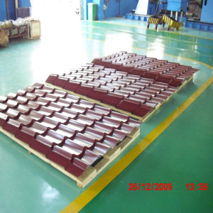 Galvanized Color Steel, Color Coated Galvanized Sheet, Galvanized Steel Sheet pictures & photos