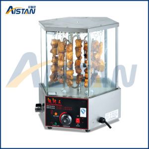 Eb201 High Quality High Performance Rotary Vertical Electric Chicken Rotisserie pictures & photos