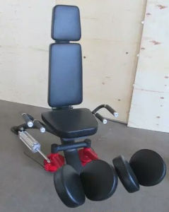 Hydraulic Circuit Training Equipment / Hip Abduction & Adduction (SH2-04) pictures & photos