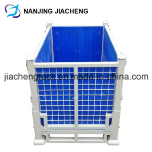 Stackable Pallet/Custom Steel Storage Box/Wire Mesh Containers pictures & photos