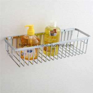 Stainless Steel Soap Wire Basket for Bathroom Furniture (8809) pictures & photos