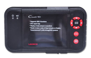 Launch X431 Creader VII+ Creader 7+ Obdii Auto Code Scanner Creader Tool pictures & photos