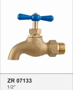 Zr07133 Lavatory Faucet Brass Basin Tap