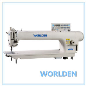 Wd-9988 Direct Drive Long Arm Lockstitch Machine pictures & photos