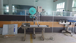 Scratch Card Paper Labeling Machine pictures & photos