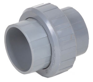 PVC Pipe Connector Union pictures & photos