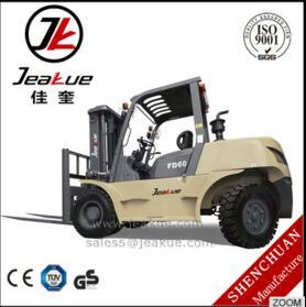Good Price 6t -7t Counterbalance Diesel Forklift Truck pictures & photos