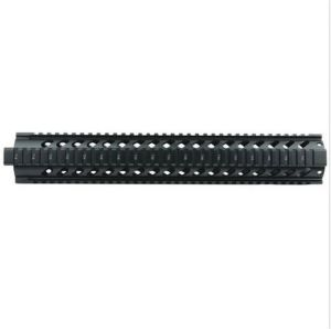 """New 15"""" Free Float Handguard Keymod Rail Quad Mounting Tactical Picatinny Black pictures & photos"""
