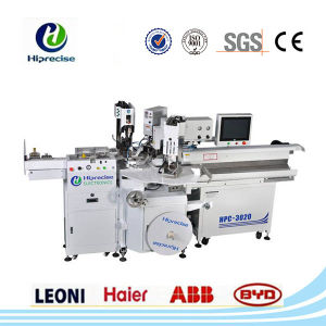 Automatic Cable and Wire Harness Terminal Crimping Machine (HPC-3020)