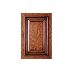 New Kitchen Cupboard Solid Wooden Doors (GSP5-002) pictures & photos